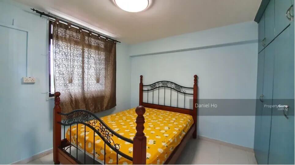 Common room in Geylang HDB Flat
